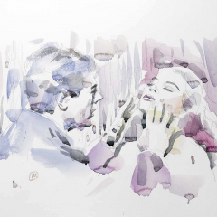 marcello-and-anita-2018-watercolor-50x35-cm