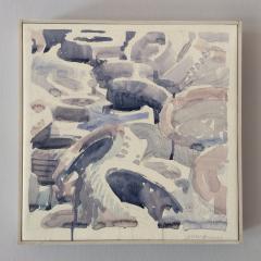 01646 Il minimo garantito, 2015, Wcolor su carta intelata, cm 35x35