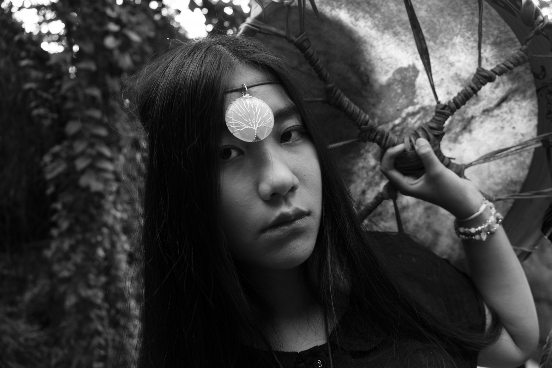 03_Impression of Anunnaki- sister's portrait