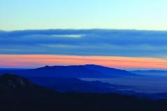 Last Light over New Mexico 2012