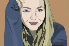 Cassandra Domeij, Eros and Logos: A Modern Portrait