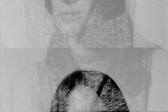 Aron Aguilera, Merging Ideas - double exposure on film.